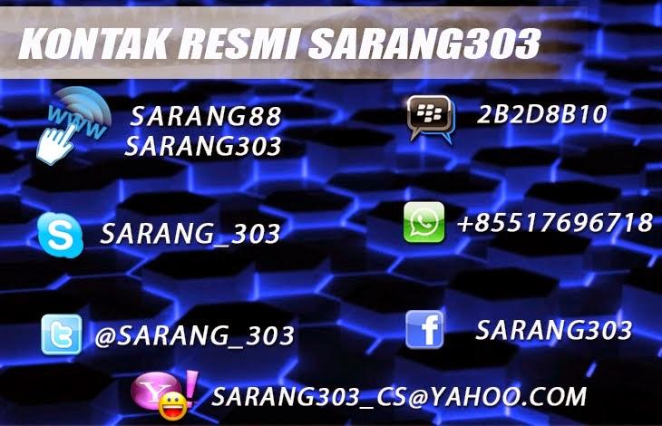 Sarang303.com Agen Bola SBOBet IBCBET Casino 338A Tangkas Togel Online Indonesia Terpercaya