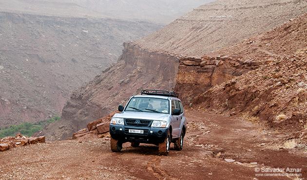 Fot grafo de viajes salvador aznar la ruta de las kasbahs for Oficina turismo marruecos