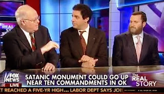 Fox News Tackles the War on Christmas with Ridiculously Lopsided Panel