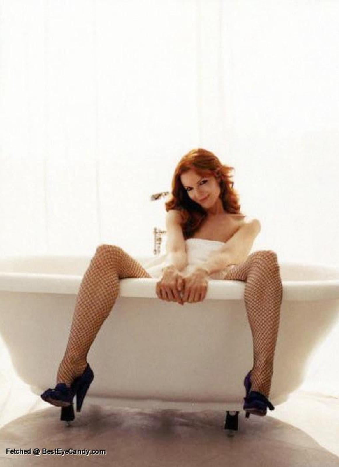 Marcia cross naked shower photos