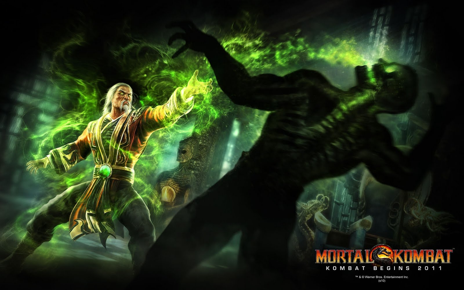 Mortal kombat HD & Widescreen Wallpaper 0.0934689800216957