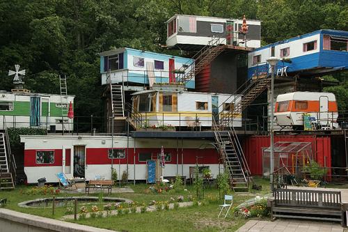 living stingy trailer park mentality. Black Bedroom Furniture Sets. Home Design Ideas