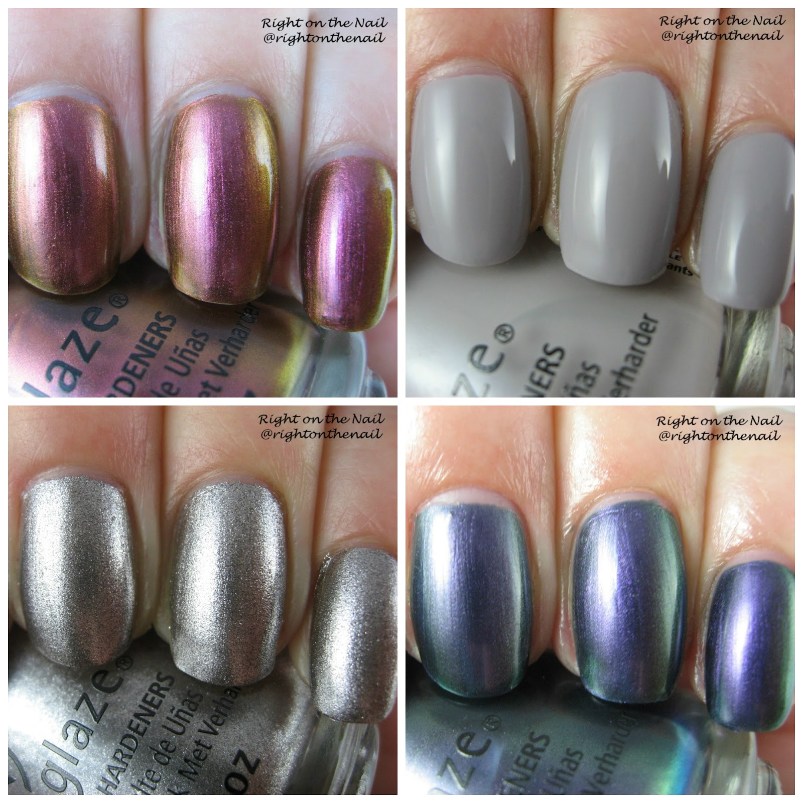 Right on the Nail: Right on the Nail ~ China Glaze Fall 2015 The ...