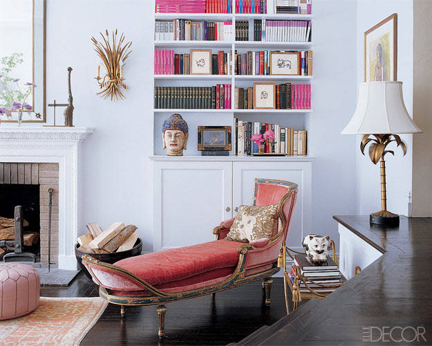 Elle Decor Wall Sconces : Sybaritic Spaces: Wheat Sconces - and the Post Elle Decor Photos