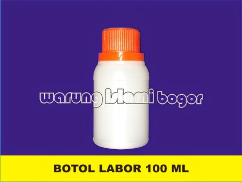 Jual Botol Plastik HDPE 100ml