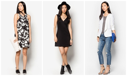Mua sắm thời trang đẹp dành cho phái nữ