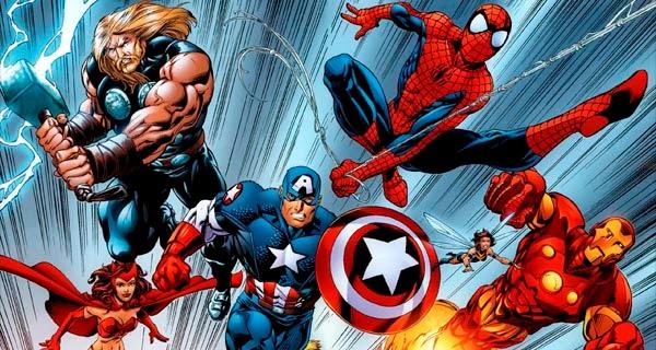 Spider-Man en los Vengadores