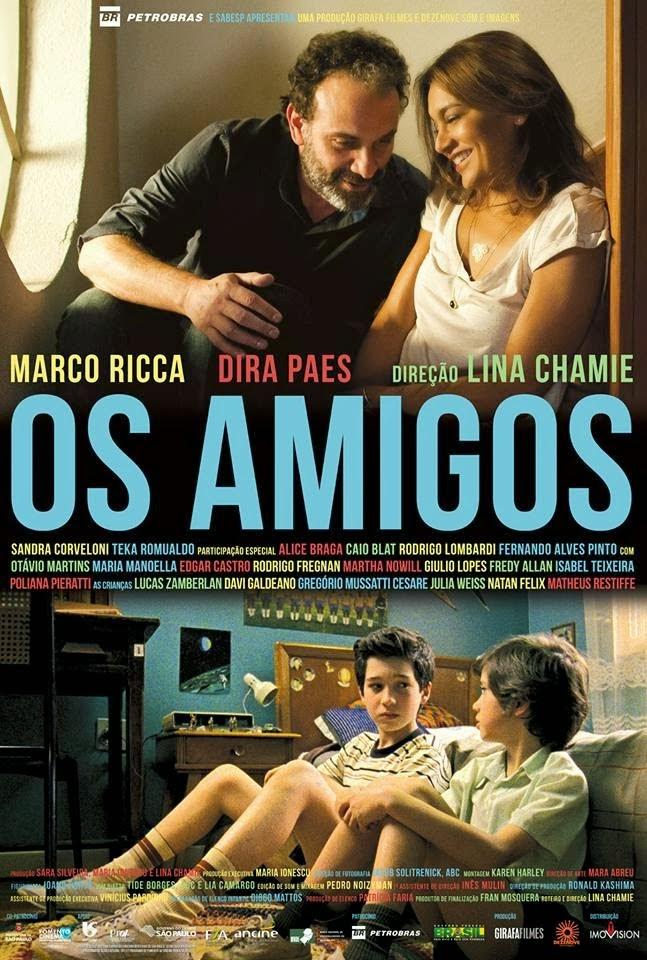 Os Amigos – Nacional (2013)