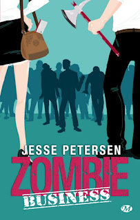 Zombie Business - Jesse Petersen