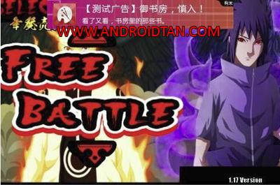 terbaru kepada kalian semua sehingga kalian sanggup menikmati game yang terupdate setiap ha Naruto Senki Shinobi's Flame 2 by Fahmi Full Characters Terbaru