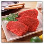Daging tanpa lemak yang dimasak setengah matang baik untuk ibu hamil