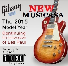 New Gibson 2015