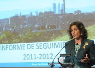 Las tarifas de aparcamiento en Madrid, subirán para los vehículos más contaminantes