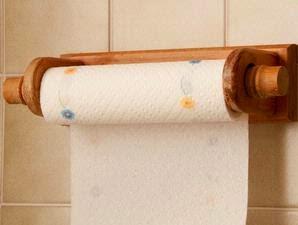 Penghirup handuk kertas