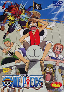 One Piece Movie 01 - The Great Gold Pirate