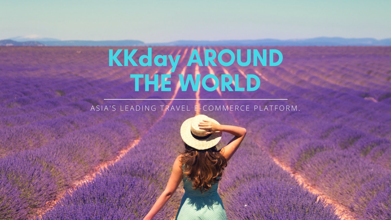 KKday Around The World