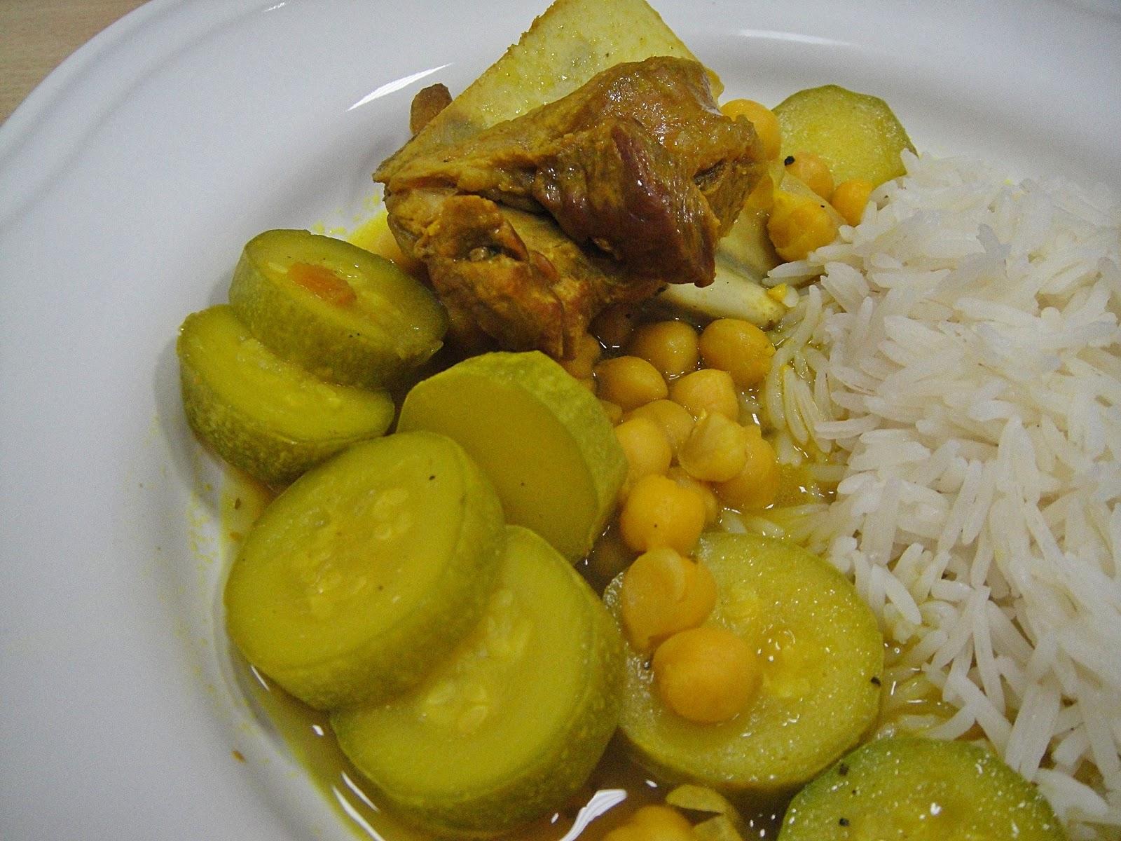 Maryams culinary wonders 359 iraqi courgette stew iraqi courgette stew forumfinder Images