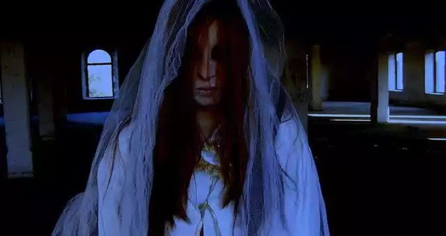 Ένα «φάντασμα» εμφανίστηκε σε ένα εστιατόριο των ΗΠΑ (Video)!!