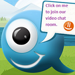 LINK TO OUR VIDEO CHAT ROOM: