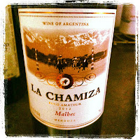 Malbec from Argentinia