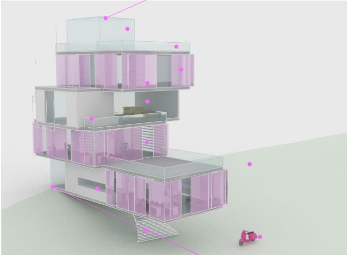 Il meraviglioso mondo di muriomu la nuova casa dei sogni for Progetti di casa dei sogni