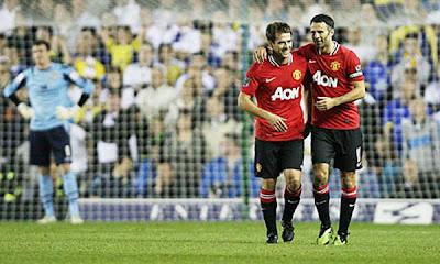 Leeds United 0 - 3 Manchester United (2)