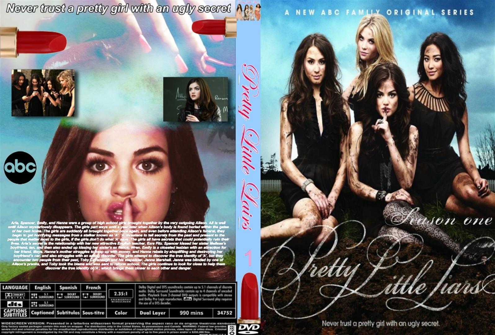 Pretty little liars: primera temporada vose