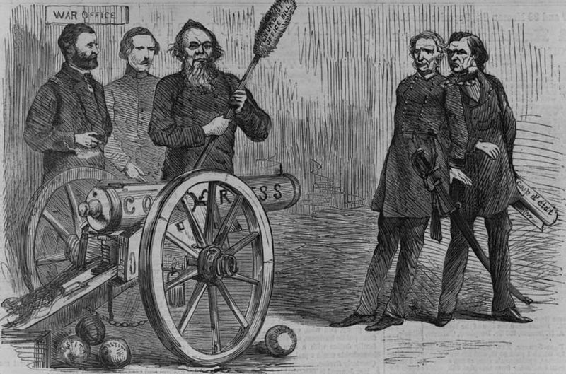 the events leading to the impeachment of andrew johnson N may 16, 1868, the united states senate sat as a court for the removal trial of president andrew johnson and voted first on the last article of impeachment that eleventh article incorporated many of the charges contained in the preceding articles and was considered the best chance to gain conviction against johnson.