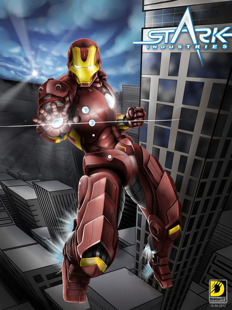 Iron man armor suits: ...