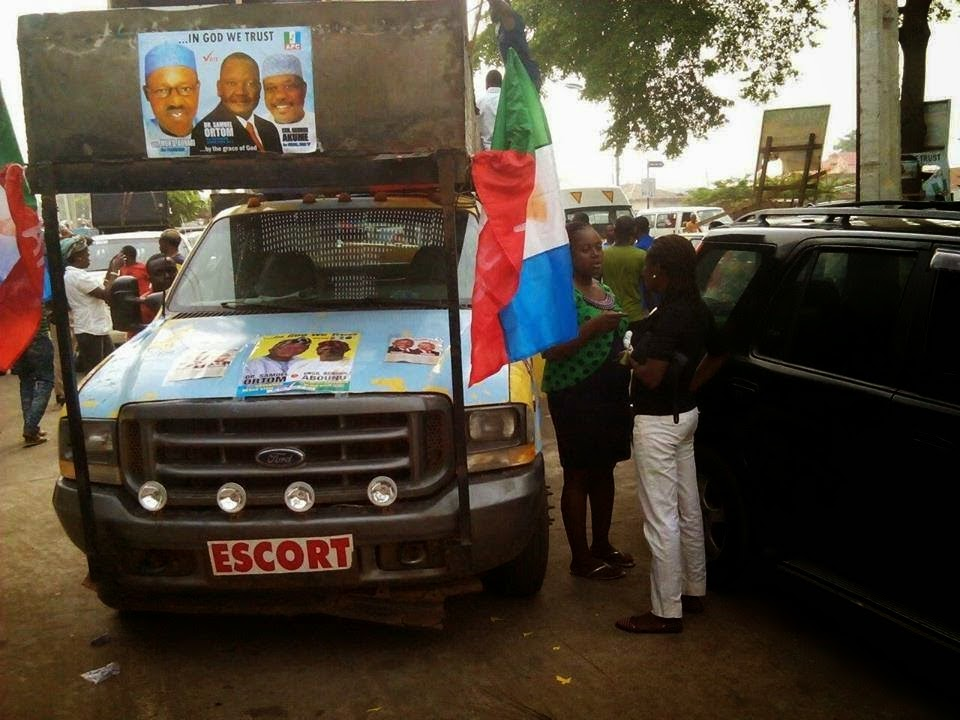 Benue State Deputy Governor, Aondoakaa, Others Set To Defect To APC