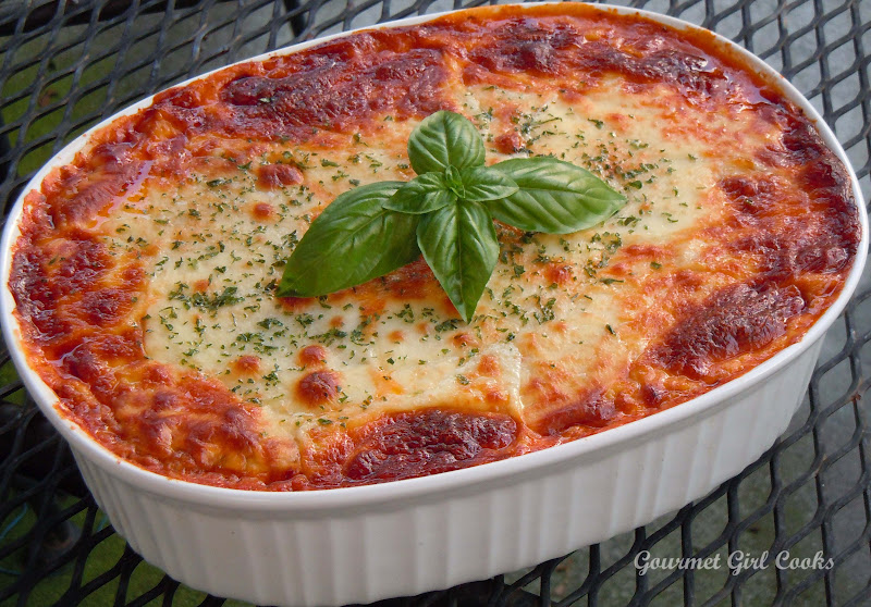 Eggplant Lasagna Recipe — Dishmaps