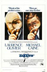 La huella (1972) Comedia negra con Laurence Olivier