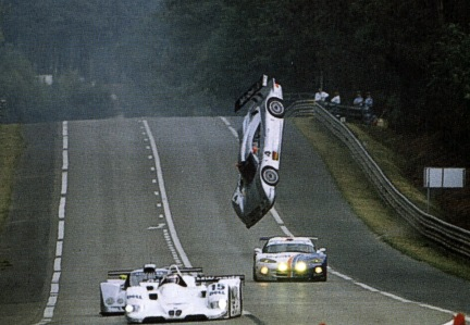 24 Heures Du Mans: Facts & Things...: Flipping Mercedes ...