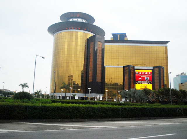 Sands casino shopping hours