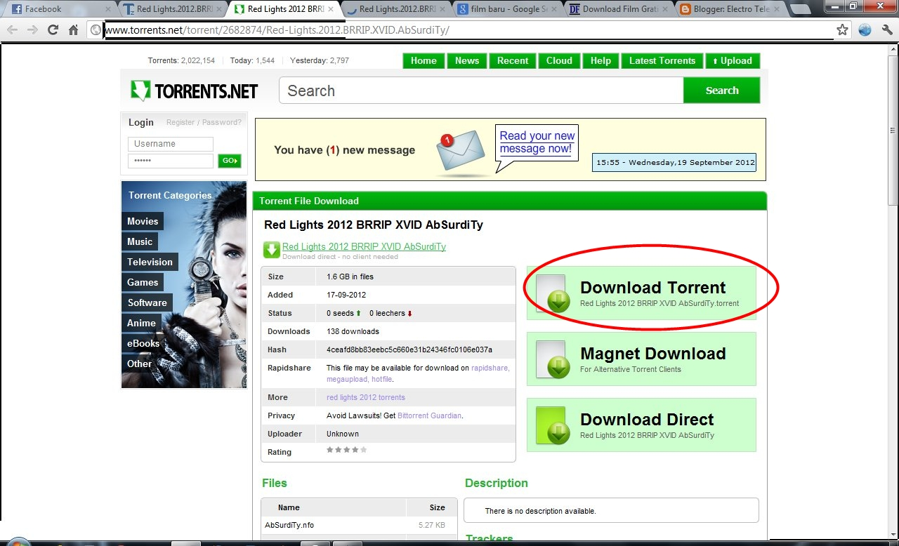 Movie download free hash