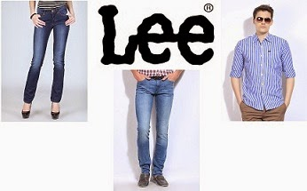 Flipkart Offer:  Flat 10% + Additional 40% Off on Men's & Women's Lee Clothing  (Limited Period Offer)