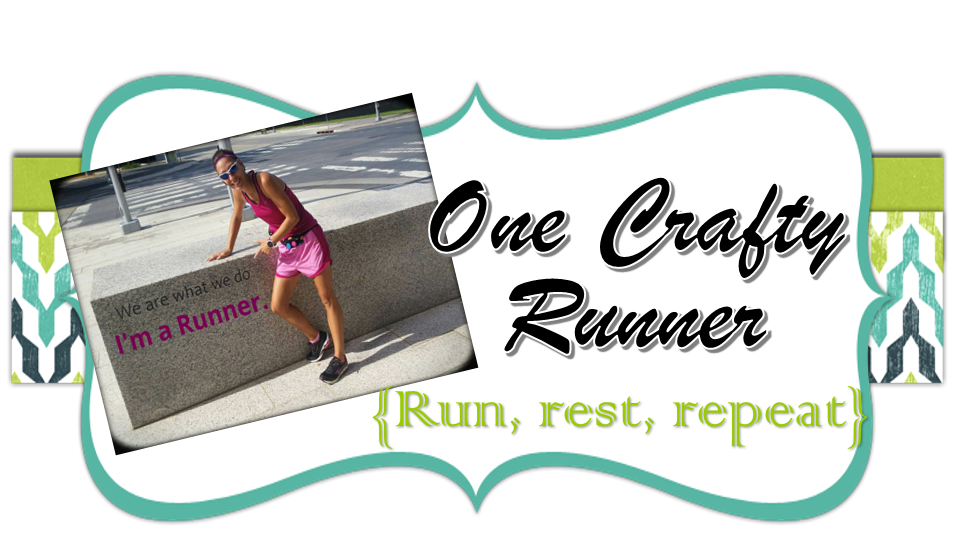 One Crafty Runner