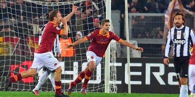 PREVIEW Pertandingan As Roma vs Juventus 11 Mei 2014 Malam Ini