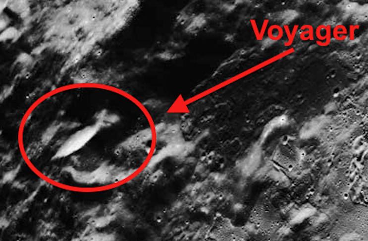 nasa moon sighting - photo #1