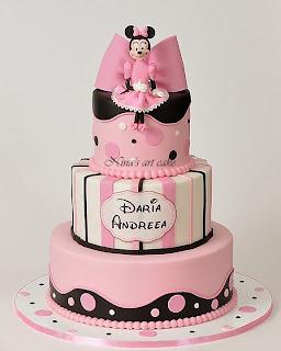 Tort botez pentru Daria