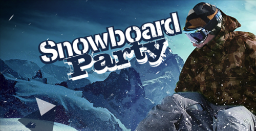 Snowboard Party Apk Obb