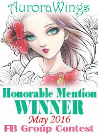 Aurora Wings Honorable Mention :)
