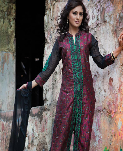 Designs Salwar Kameez 2012 Latest