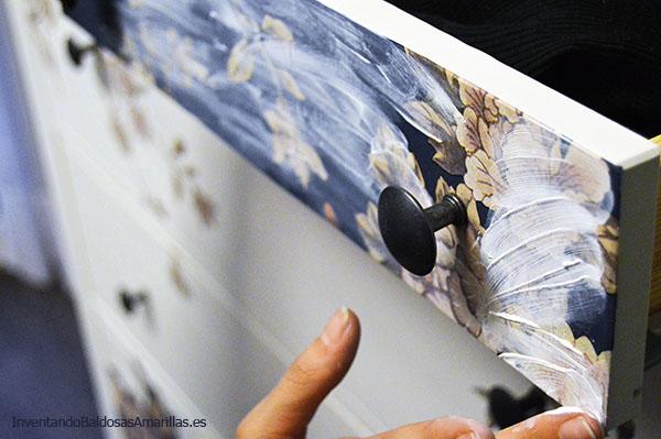 Adornos madera hacer bricolaje es - Restaurar muebles con papel ...
