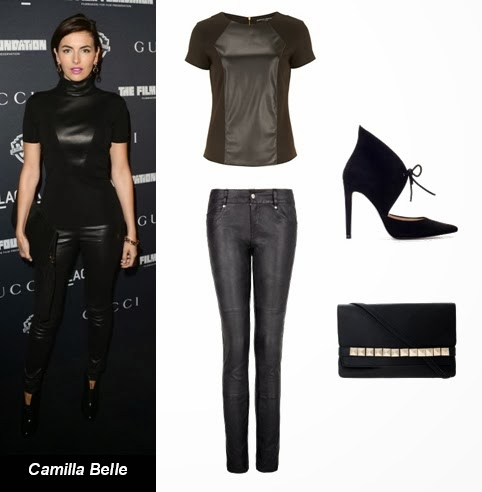 Camilla Belle best dressed November 2013