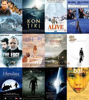 hayatta kalma filmleri