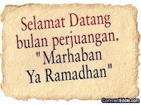 puasa 79 Ucapan Selamat Puasa Ramadhan 1434 H 2013