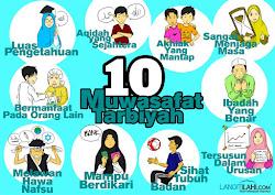 10 Muwasafat Tarbiyah