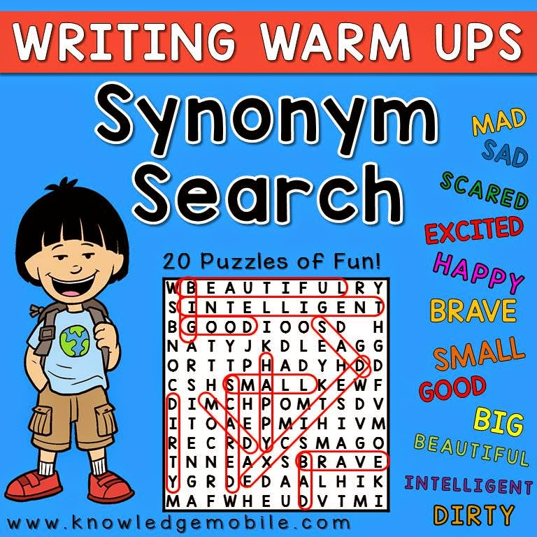 Saturdays and Synonyms - Knowledge Mobile