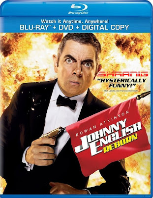 Johnny English: Reborn (2011) BRRip 720p 700MB
